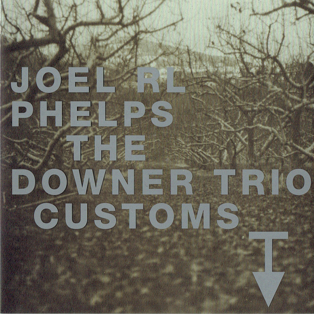 Joel R. Phelps - Customs Cover